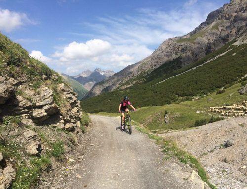 Mountain bike a Livigno: 30 km in Val Alpisella e Alpe Trela