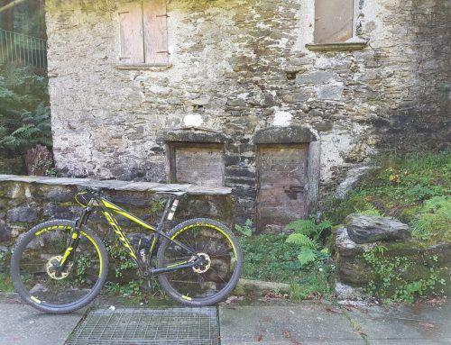 Valchiavenna: pedalare sulla ciclabile tra natura e tradizione