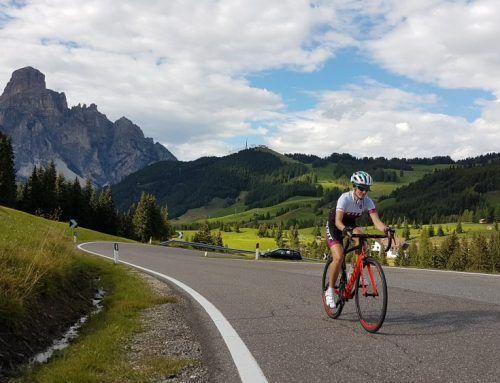 My Cycling Moments sulle Dolomiti: 11 passi in 3 giorni