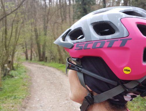 Scott Vivo Plus: il casco prima di tutto