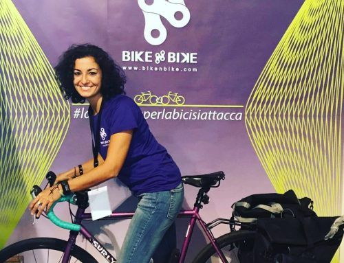 Donne in bici: Matilde ci parla di Bikenbike, la sua start up innovativa