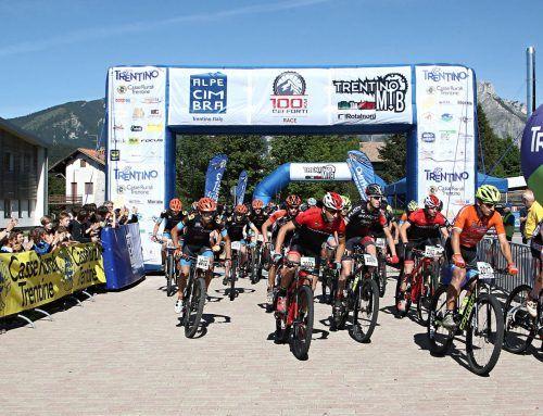 Tutto pronto in Alpe Cimbra per 100 km dei Forti e 1000Grobbe Bike Challenge