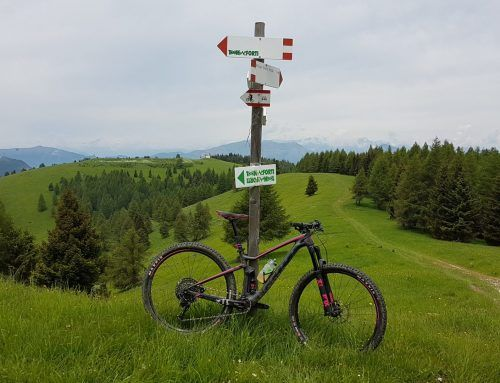 Alpe Cimbra in mtb: il paradiso in terra esiste!