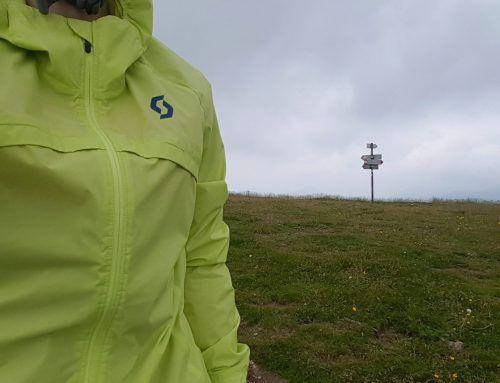 Giacca da donna SCOTT Trail: il capo tecnico ideale per i miei giri in montagna