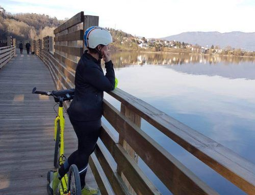Donne e sport: Maria ci presenta il monopattino sportivo e il suo progetto MyFootBike