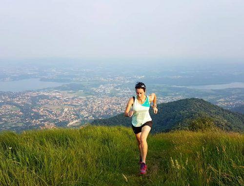 Col progetto donna4skyrace di corsa verso Limone Skyrunning