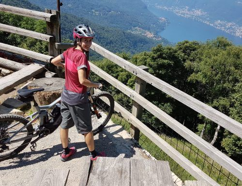 Mtb: da Cantù al Rifugio Riella in e-bike