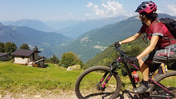 mtb in valsassina