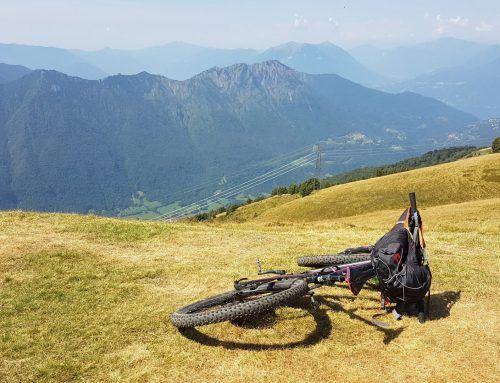 Mtb in Valsassina: da Pasturo al Rifugio Ombrega e ritorno