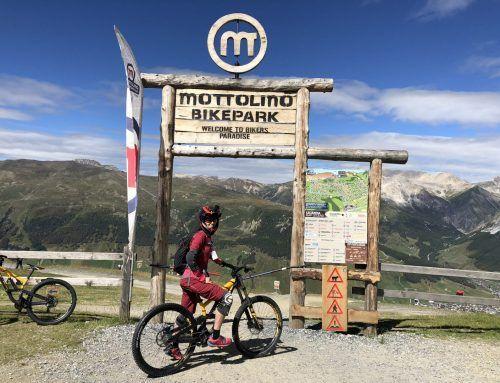 Una giornata a Livigno sui sentieri del bike park Mottolino Fun Mountain