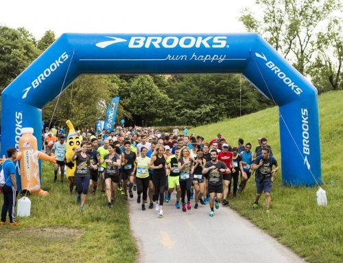 RUN HAPPY TOUR, un evento di corsa in puro stile Brooks