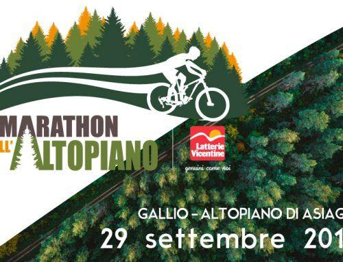 Marathon dell'Altopiano, un nuovo evento nel calendario nazionale mtb