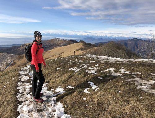 Camminare in montagna: in vetta al Monte Bolettone