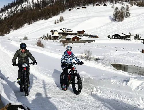 Fat bike: 7 località dove pedalare in bici sulla neve