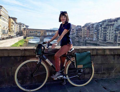 A tu per tu con Lisa Bartali, nipote del grande Gino e fondatrice di Biciclettami