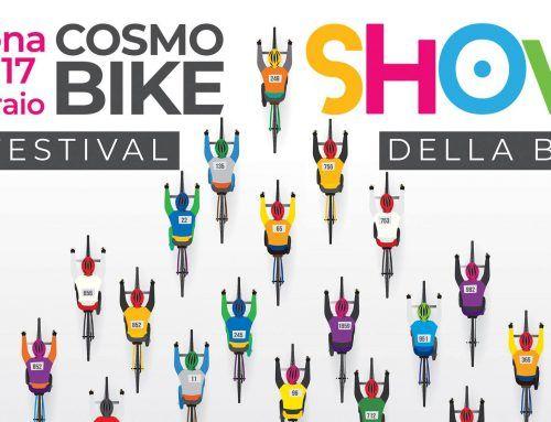 Cosmobike Show di nuovo in scena a Veronafiere con un nuovo format