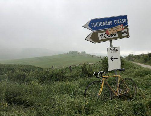 Eroica Montalcino, la bellezza del ciclismo vintage in Val d'Orcia