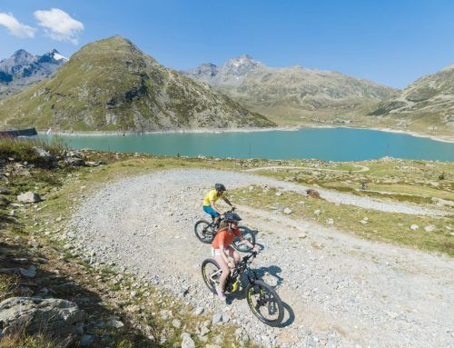 Valtellina in bici, un'estate a tutta