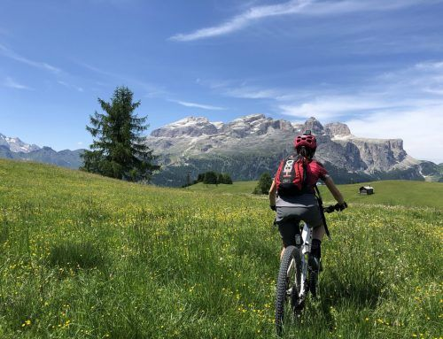 Dolomiti Bike Galaxy, divertimento galattico in mtb