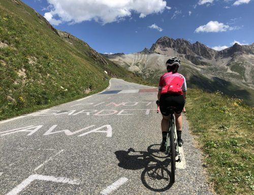 Sulle salite del Tour: Izoard e Galibier da Briançon