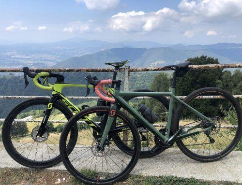 Gravel bike vs bici da corsa, quali le differenze
