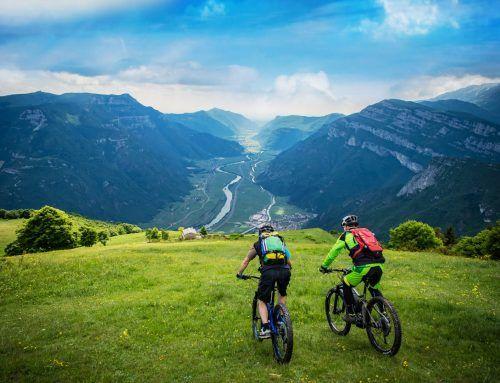 In Vallagarina a settembre il festival outdoor con tanta bici