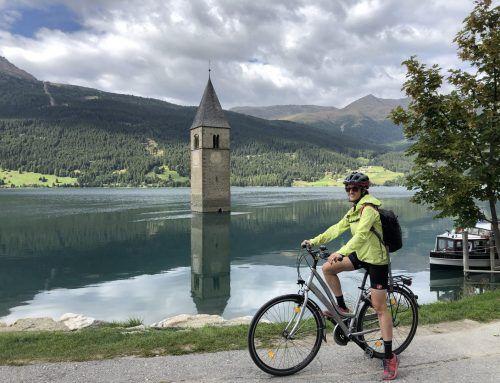 Val Venosta, meta ideale per una vacanza in bici