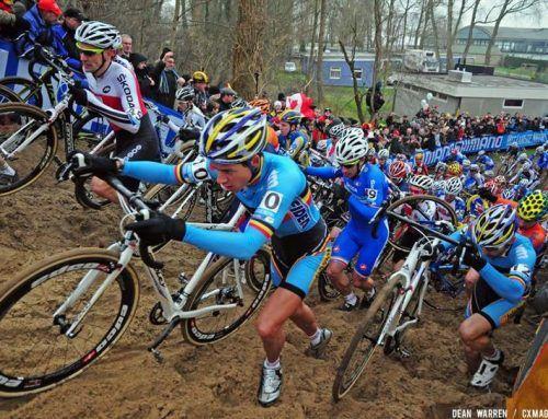 Il ciclocross, una passione tutta belga