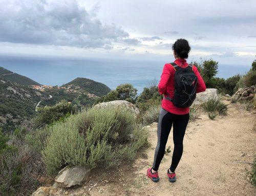 Isola d'Elba: camminare sul sentiero del Raggio Verde