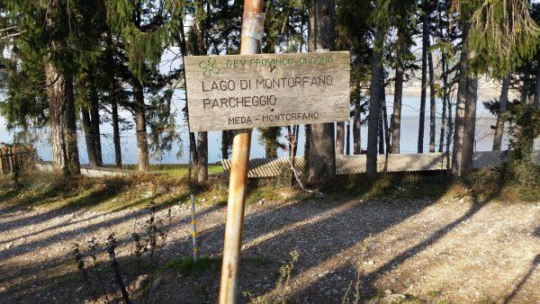 il lago di Montorfano