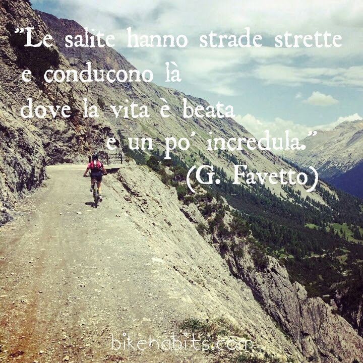 citazione bici Favetto