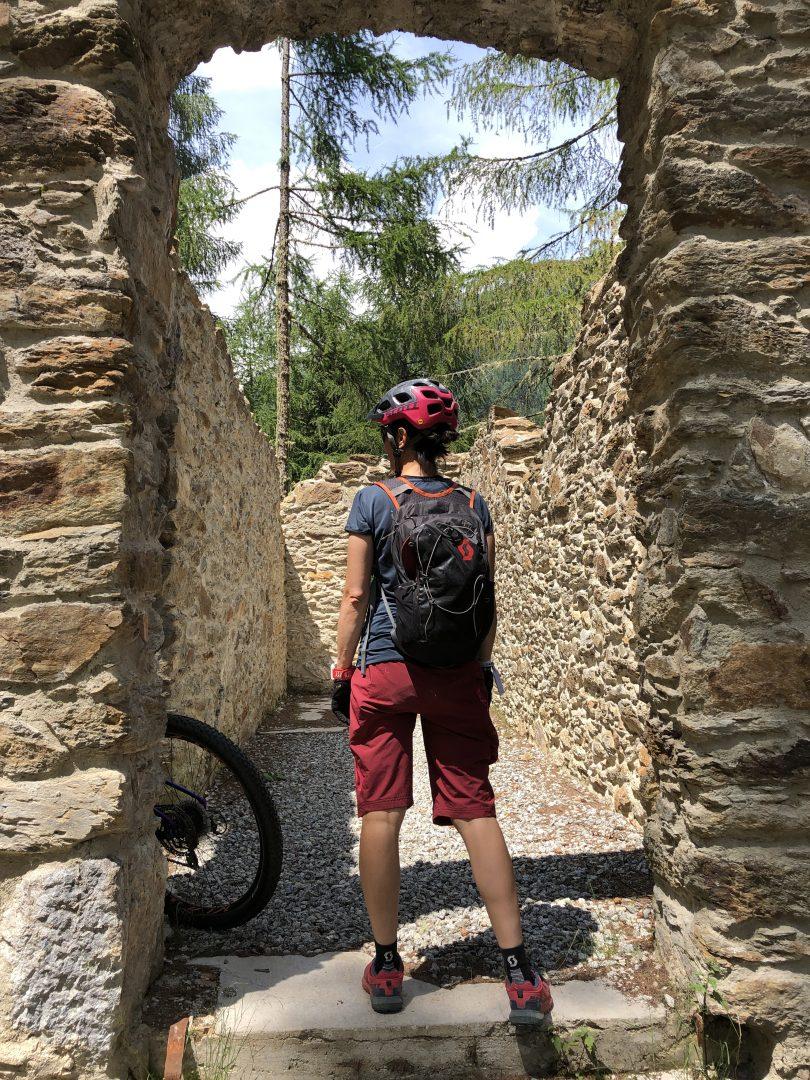 Ponte di Legno in bici - Forte Strino