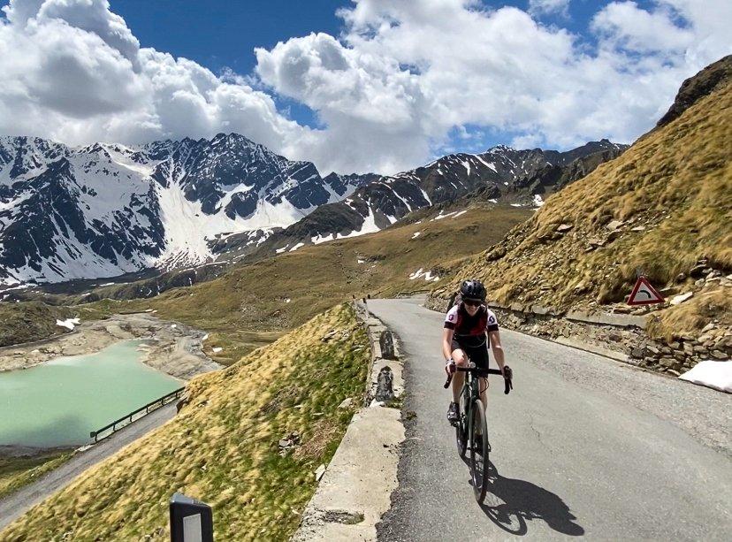 Ponte di Legno in bici