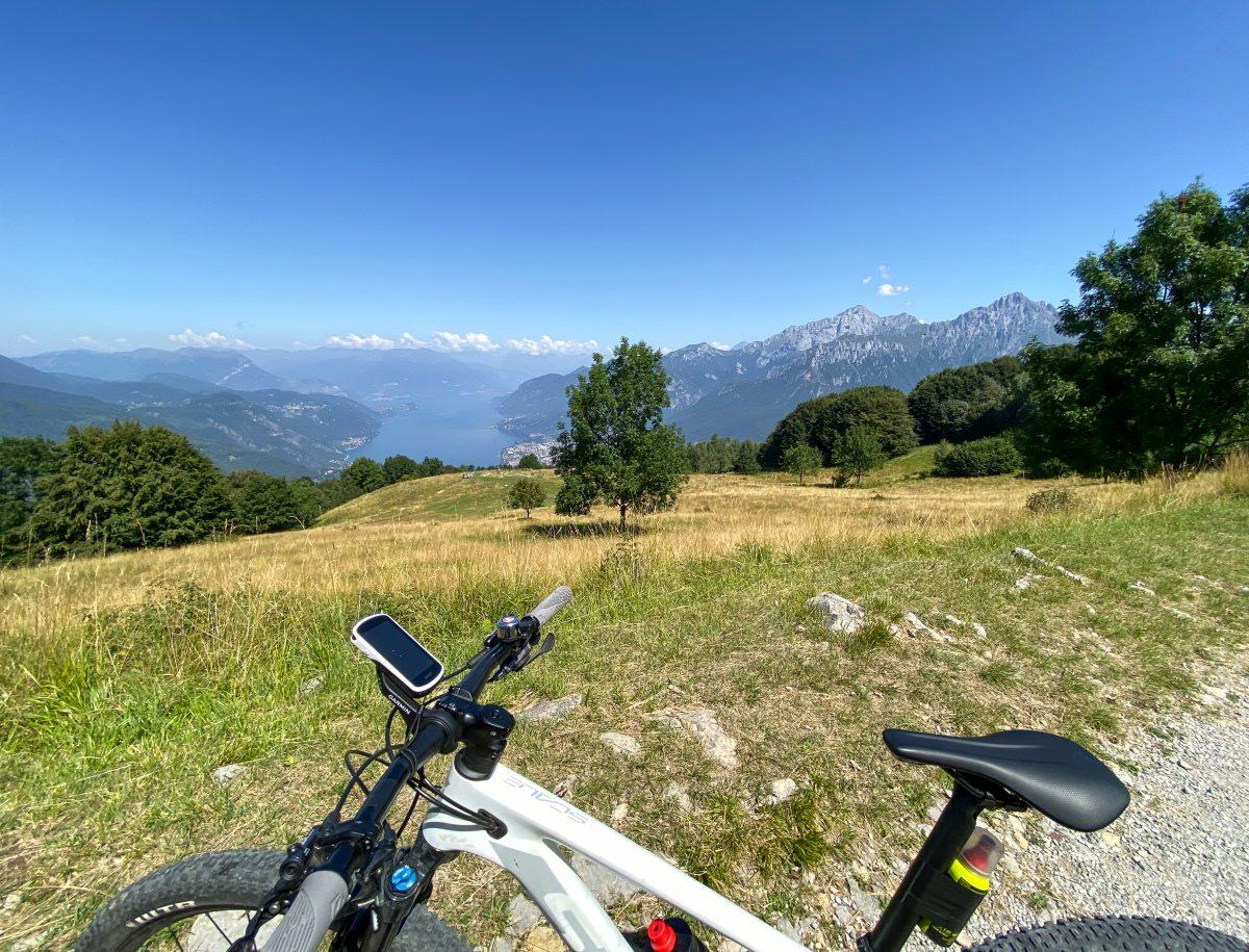 vista dall'Alpe di Pianezza