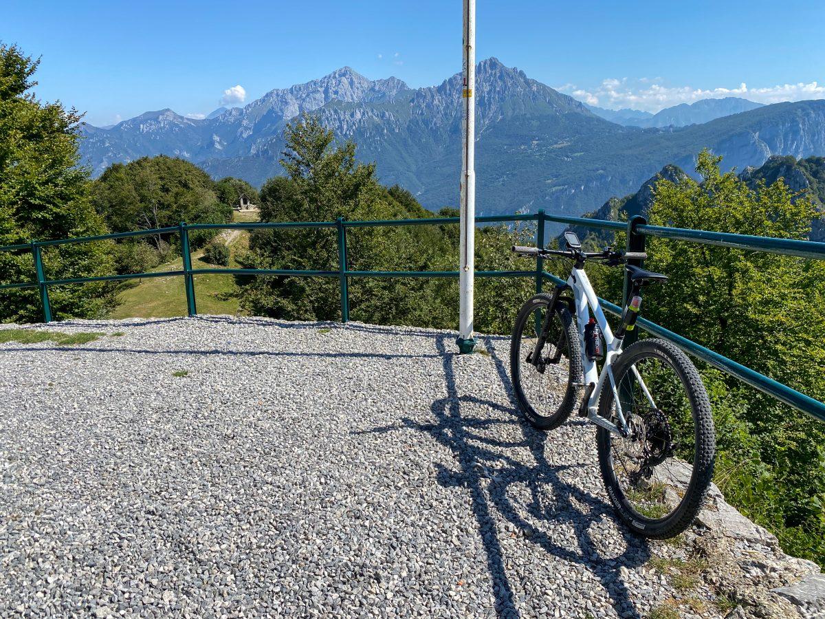 alpe di Pianezzo in bici