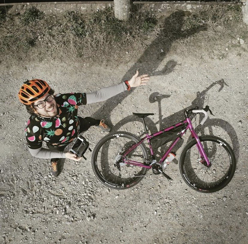 Francesco di Cycle Ergo Sum