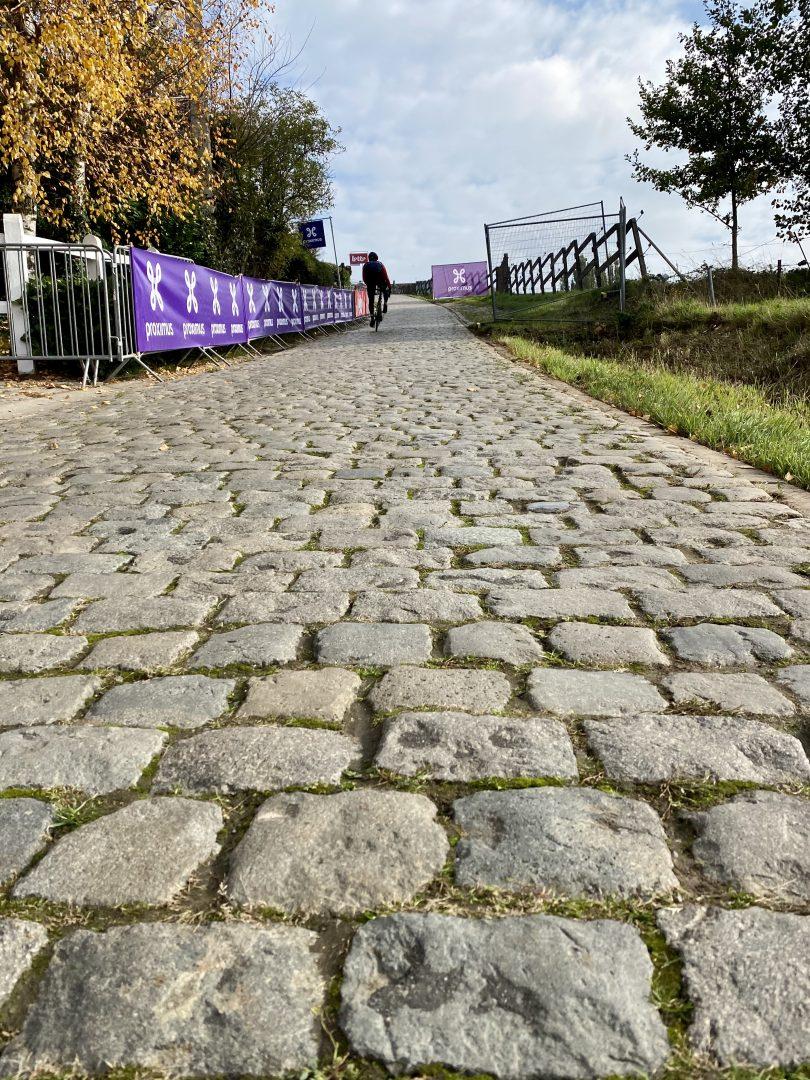pedalare nelle Fiandre