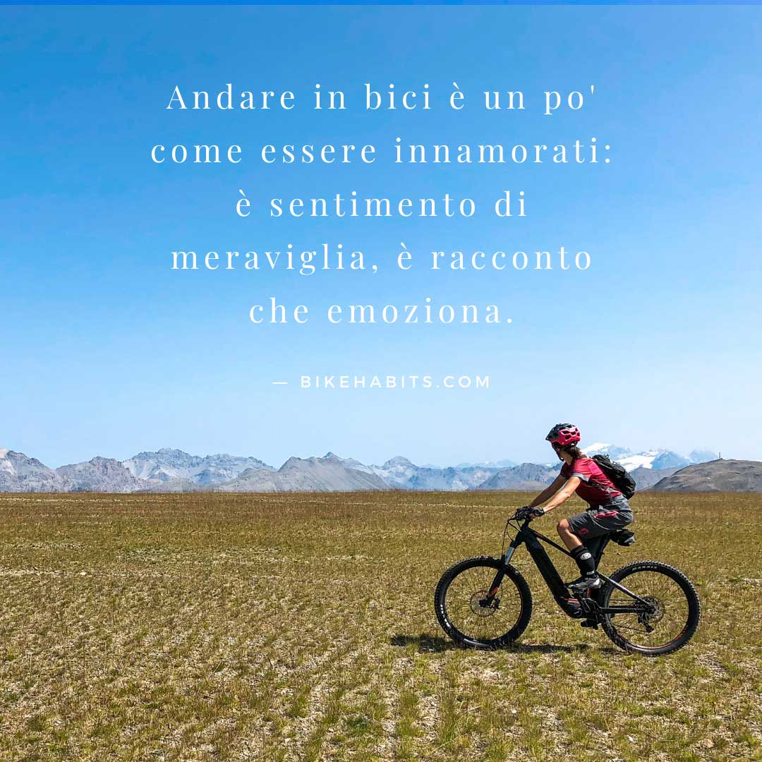 frase bici Bike Habits