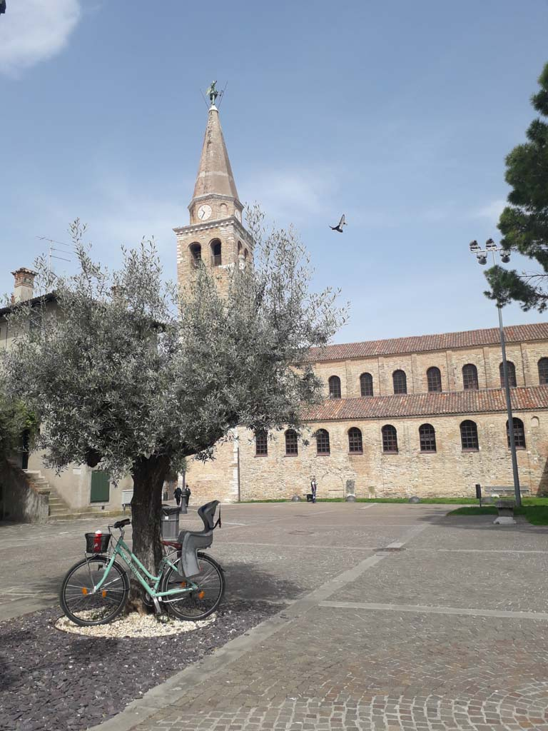 Bicicletta a Grado
