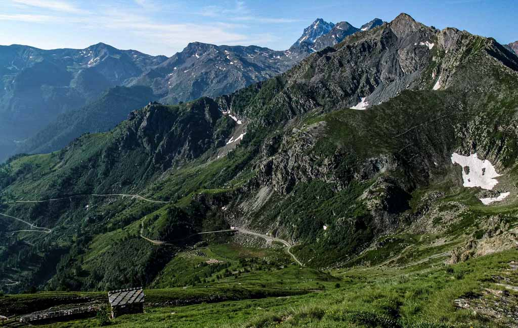 tra i monti della Val Pellice