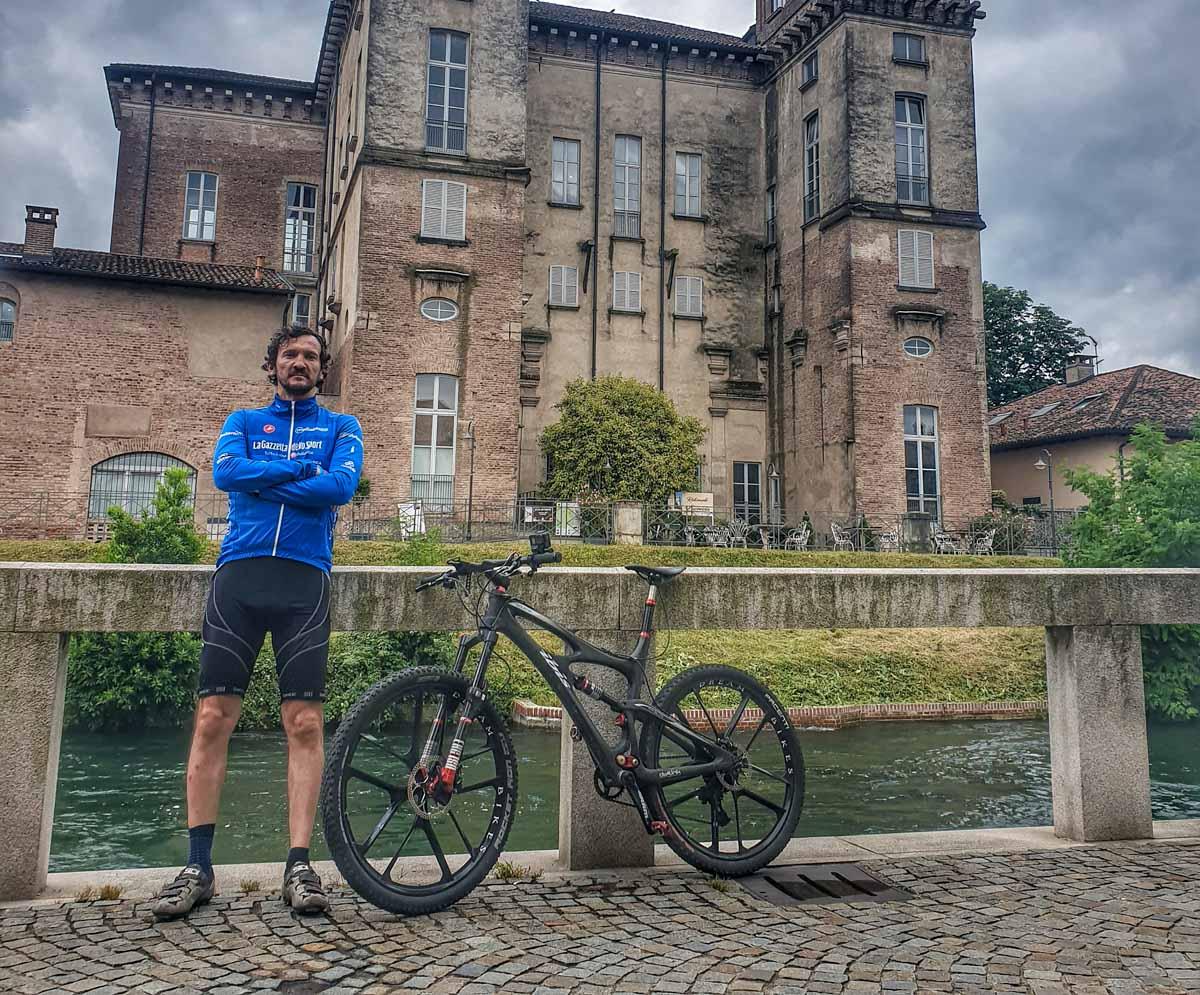 Fabio Corbellini a Robecco Sul Naviglio