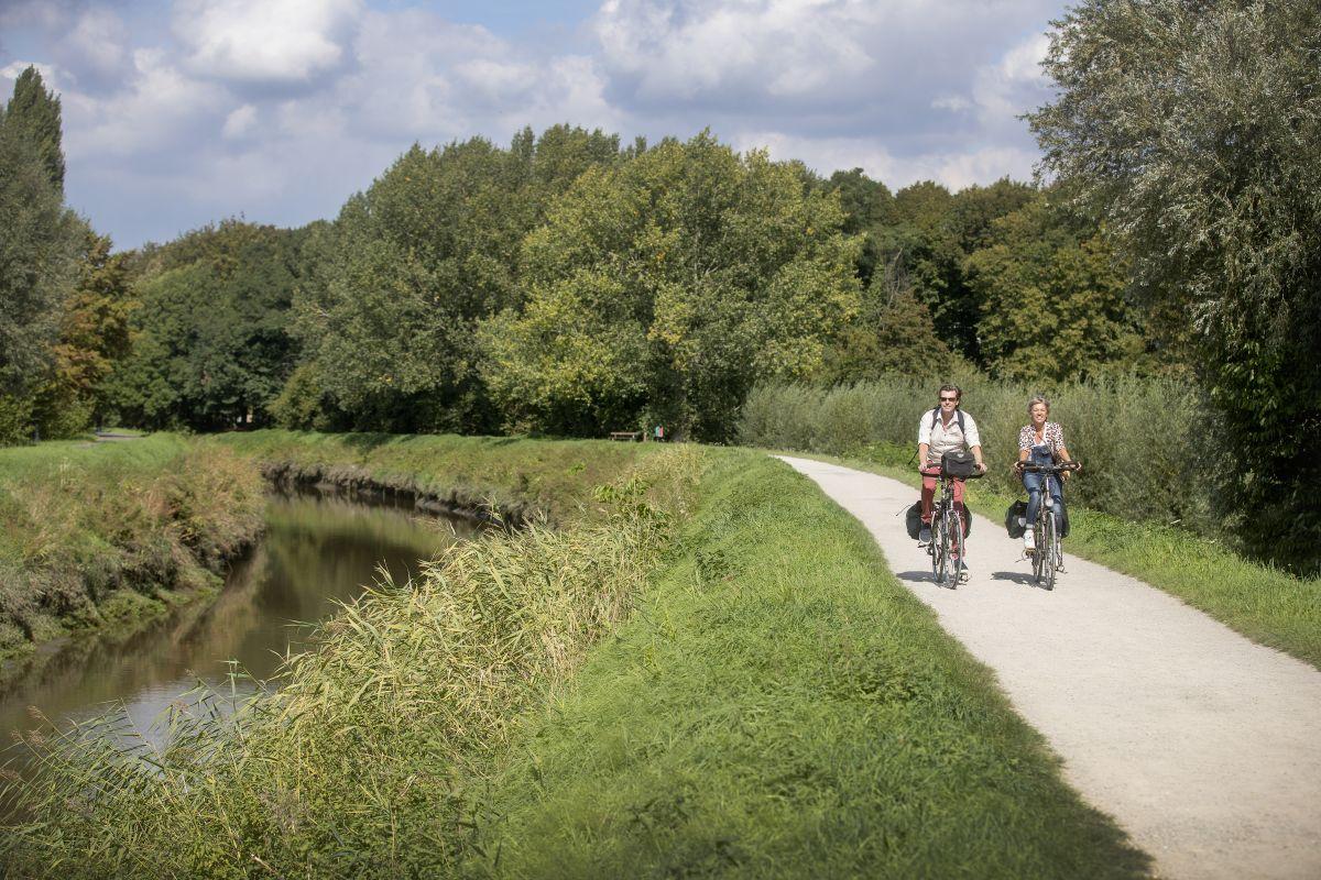 itinerari Ciclabili Iconici Fiandre - Anversa