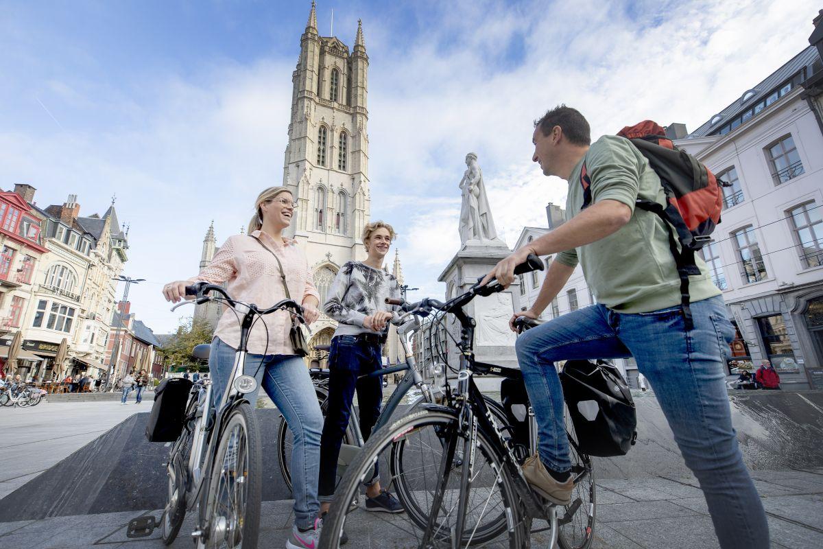 in bici nelle Fiandre grazie ai nuovi itinerari