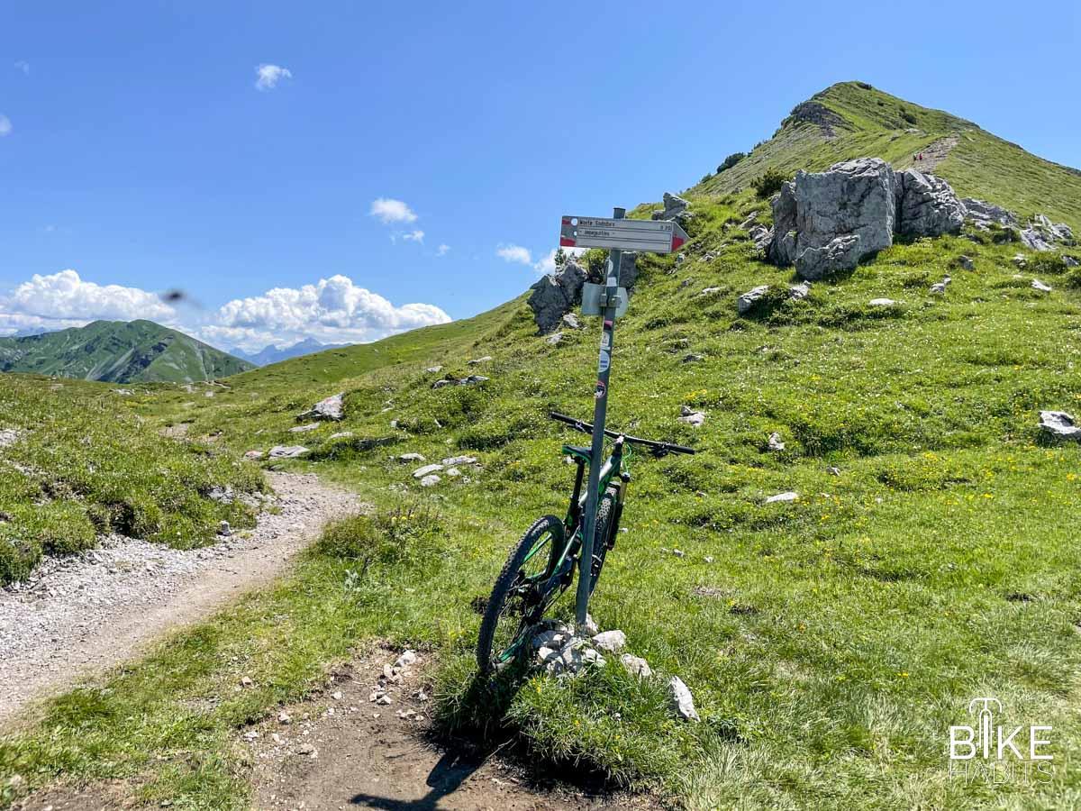 anello del Monte Sodadura in mtb