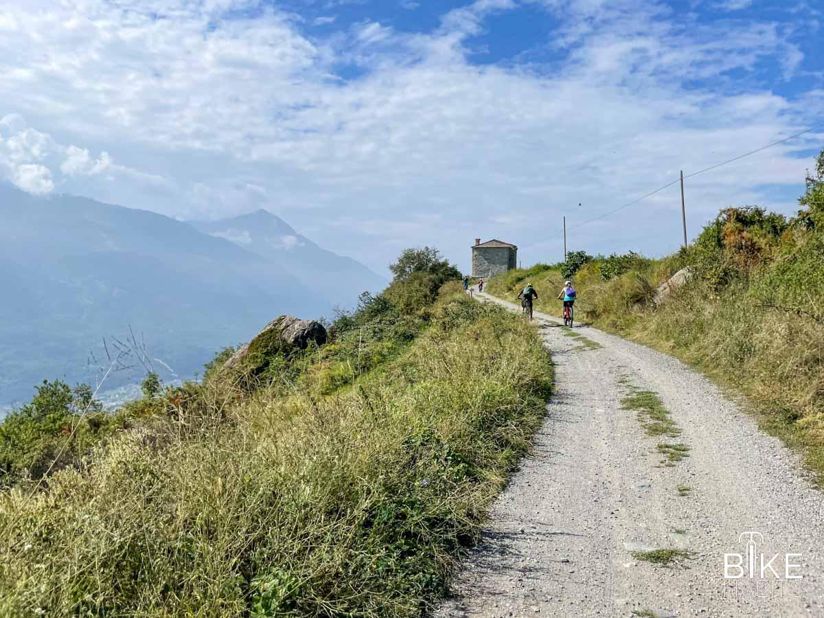 In ebike sulla costiera dei Cech al Valtellina Ebike Festival 2021